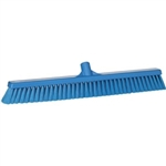 Vikan 3199, Vikan Broom- Med / Stiff The bristles on this fully color-coded floor broom are very soft
