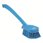 Vikan 4186, Vikan Long-handled churn brush stiff bristles The long handled wash brush allows you to reach into parts of equipment that are hard to access.
