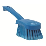 Vikan Short-handled hand brush soft / split bristles