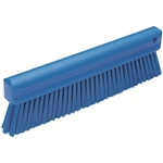 Vikan 4582, Vikan Bench Brush This long, narrow, fully color-coded hand brush is perfect for dusting large surface areas like tables and equipment.