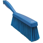 Vikan 4589, Vikan EDGE Bench Brush- Medium This is a dusting brush with a smooth, ergonomically designed handle.