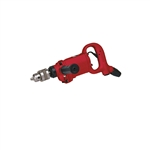 "JET 556420, 1/2"" Capacity Air Drill D-Handle RD-12A 1,200 rpm"