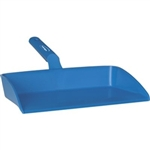 Vikan 5660, Vikan Dust Pan This hygienic dustpan has a sharp edge so food particles are efficiently brushed into it.