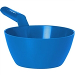 Vikan 5685, Vikan Small Dipping Bowl This full color-coded bowl scoop is great for measuring and scooping liquids.