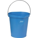 Vikan 5686, Vikan Pail - 3 Gallons This pail is ideal for transporting cleaning chemicals as well as hot or cold ingredients.