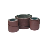 JET 60-1080, Ready-To-Wrap Abrasives 80 Grit 4-Wraps in Box