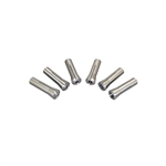 "JET 650132, 1/8"" - 3/4"" by 1/8ths for Mills Set CS-R8 6-piece"