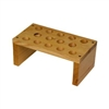 JET 650138, Wooden Collet Rack - Holds 14 R-8