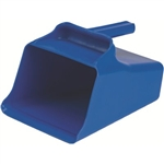 Vikan 6550, Vikan Mega Scoop This fully color-coded mega scoop is great for handling bulk materials. Its solid construction makes it extremely durable.