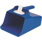 Vikan 6552, Vikan Mega Dipper This fully color-coded dipper version of the mega scoop is great for handling bulk materials.