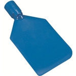 Vikan 7011, Vikan Paddle Scraper- Stiff This scraping blade is used to remove remaining food stuff from containers prior to the cleaning procedure. Its rigid construction is useful when firm pressure needs to be applied into deep containers.