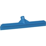 "Vikan 7070, Vikan Ultra Hygiene Squeegee 16"" The ultra hygiene squeegee is particularly suited for  sweeping  smooth, wet floors to remove large amounts of dirt, as the single squeegee blade design is extremely easy to clean and sanitize."