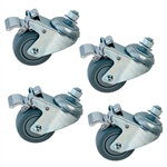 Casters Set of 4