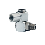 "JET JAS-14, 1/4"" NPT Fittings Air Swivel JAS-14"
