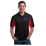 Trident TRI-SBMPS, Trident Side Blocked Micropique Polo Shirt