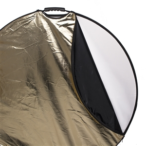Cheetah Alpha-110 5-in-1 Round Handheld Reflector
