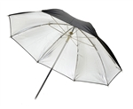 "24"" Soft Silver Umbrella"