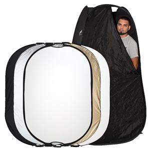 Gamma-150 5-in-1 Reflector / Cheetah Room Combo Pack