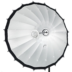 "48"" Easy Open Deep Parabolic Softbox with Focusing System"