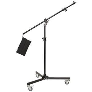 Cheetah Rolling Boom Stand