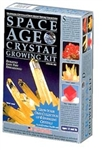 4 Crystal Growing Kit