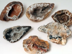 Mini Natural Geodes