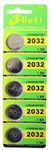 5pk CR2032 Button Cell Battery