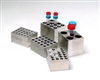 Dry Heat Bath Block - holds 24 x 1.5 or 2.0 ml  vials