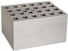 Drybath Block holds 24 x 0.5ml vials