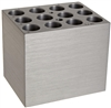 Drybath Block - holds 12 x 15ml Vials