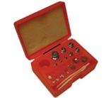 16 pc Calibration Weight Kit