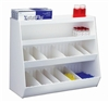 Adjustable Lab Compartment Bin