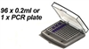 Multi-Therm Block 96 x 0.2ml or 1 PCR plate