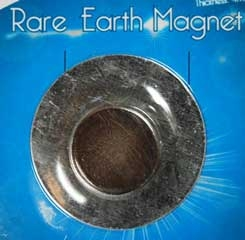 "1"" Rare Earth Magnet"