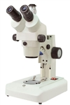 Walter QZG-T Trinocular Stereo Zoom Inspection Microscope