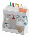 Small pH Meter Supplies Organizer