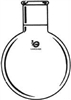 Round Bottom Flask 50ml Short Neck 19/22 Outer Joint