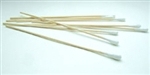 "6"" Cotton Tip Applicator Sticks - 1000 pcs"