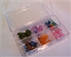 Tumbled Gemstone Collection Box