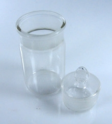 10ml Glass Weighing  Bottles