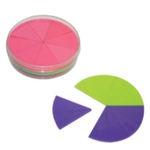 Fraction Circles Set