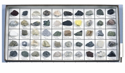 50 Rocks & Minerals of the US Specimen Collection