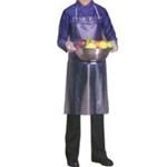 Chemical Resistant Purple Vinyl Apron - Case of 72 Aprons