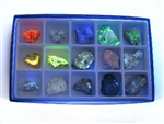 Fluorescent Minerals Collection - Long & Short Wave