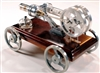 Stirling Engine Powered Vehicle