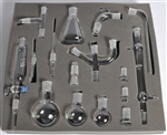 Deluxe Organic Chemistry Set - 16 pieces set