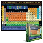 Periodic Table of the Elements 1000 piece Puzzle