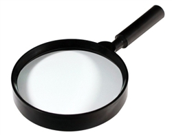 "1.25x Power 5"" Diameter Magnifier"