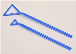 Disposable Spreader Triangle Shape 60x235mm 25/peel 200pc