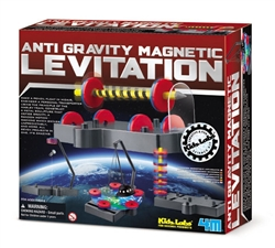 Anti-Gravity Magnetic Levitation